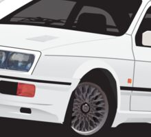 Ford Sierra RS 500 Cosworth Sticker