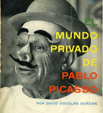 Senor potato Picasso Sticker