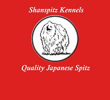 Shanspitz Kennels, Circle Womens Fitted T-Shirt