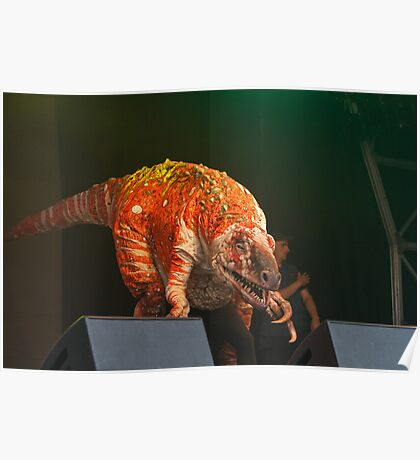 Erth's Dinosuar Zoo on stage at West End Live Poster