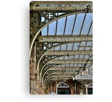 Bristol Temple Mead Station Canvas Print