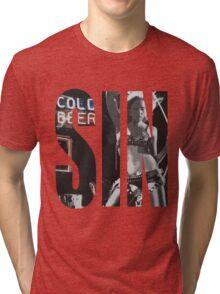 Cold Beer Tri-blend T-Shirt