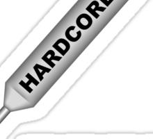 Hardcore Rap 1B Sticker