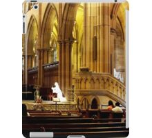 St Mary's Cathedral Sydney Australia iPad Case/Skin