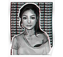 jhene aiko // stay ready Poster