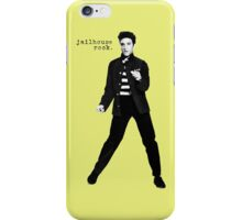 Jailhouse Part II Yellow iPhone Case/Skin
