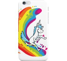 Rainbow Surf Case iPhone Case/Skin