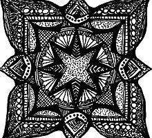 Compass by Noelle Menigoz