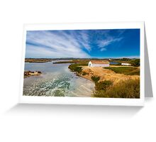 Ludo Saltwater Lagoons Greeting Card