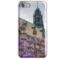 Gothic University Spring iPhone Case/Skin
