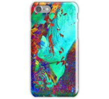 Equine Hallucination by Lollypop Arts iPhone Case/Skin