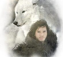 John Snow by Leti Mallord