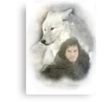 John Snow Metal Print