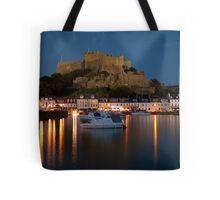 Gorey Harbour, Jersey Tote Bag