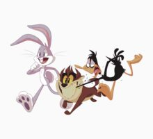 Some Looney Tunes by JimHiro