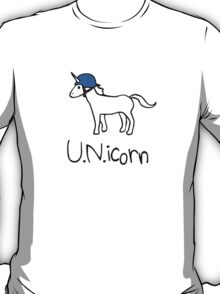 U.N. Unicorn T-Shirt