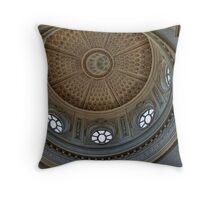 Church of St. Hubert - Ceiling Throw Pillow