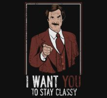 I want you to stay Classy Kids Clothes