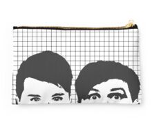 Dan and Phil Studio Pouch