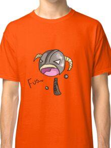 Dovahkiin Shout! Classic T-Shirt