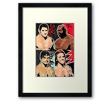 The Corre Framed Print