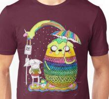 Adventure Time Rainbow Unisex T-Shirt