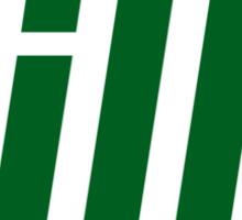 ill-logo Sticker