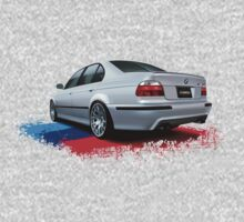 Bmw M5 Splash by Picshell80