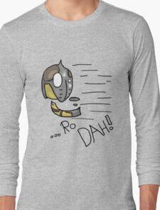 Dovahkiin Shout! - Whiterun Guard.  Long Sleeve T-Shirt