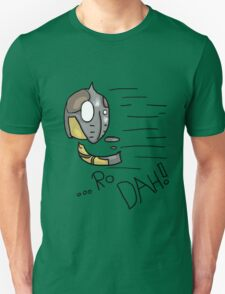 Dovahkiin Shout! - Whiterun Guard.  Unisex T-Shirt