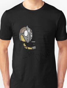 Dovahkiin Shout! - Whiterun Guard.  Unisex T-Shirt