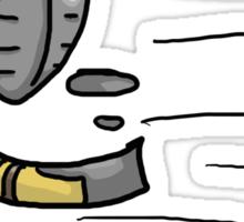 Dovahkiin Shout! - Whiterun Guard.  Sticker