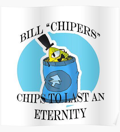 """Bill """"Chiper"""" Poster"""