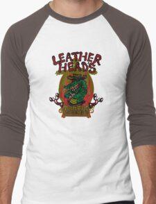 Leatherhead's Turtle Gumbo Men's Baseball ¾ T-Shirt