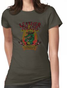 Leatherhead's Turtle Gumbo Womens Fitted T-Shirt