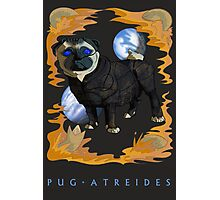 Pug Atreides Photographic Print