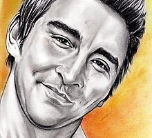 Lee Pace, so sweet by jos2507