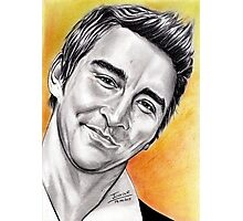 Lee Pace, so sweet Photographic Print