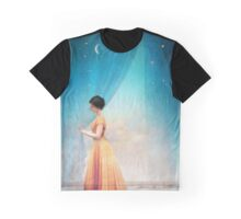 Night with a View Graphic T-Shirt