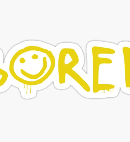 Sherlock - Bored! Sticker