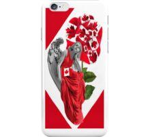 ☀ ツANGEL WATCHING OVER US IPHONE CASE (TRIBUTE TO CANADA) ☀ ツ iPhone Case/Skin