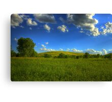 Greene Valley Canvas Print