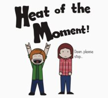 Heat of the Moment Kids Clothes
