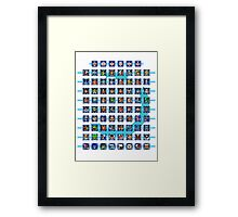 The Masters Framed Print