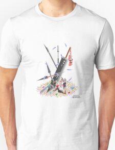 Final Fantasy VII Illustration. Unisex T-Shirt