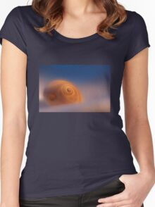 Sea Shell Women's Fitted Scoop T-Shirt