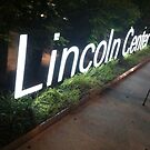 Lincoln Center by identit3a