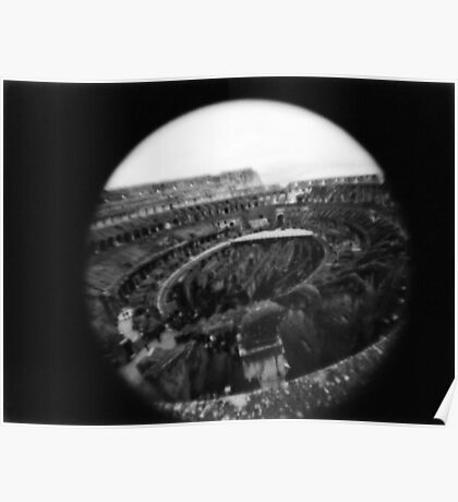Eye of the Colosseum  Poster