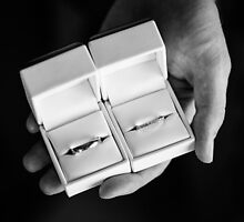 Wedding Rings by Ben Hansen