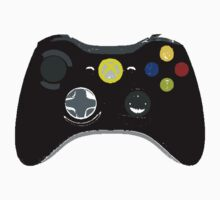 Xbox 360 Controller - Worn Customised by GameBantz